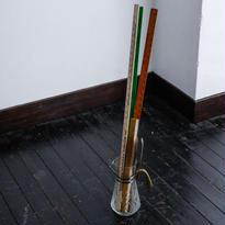 カラー定規(木製)