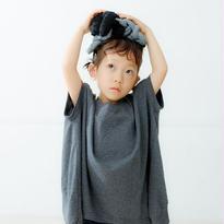 【nunuforme】変形T(Top Charcoal)S-XL<ri>