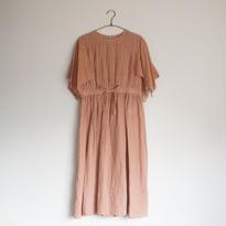 【nesessaire】shantou handkerchief dress