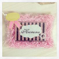 wrapping box(スマホケース、名刺ケース用)