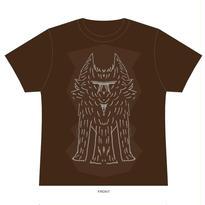 狼 Tシャツ