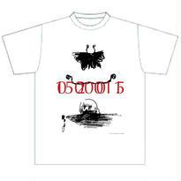 「フアナ・モリーナ × 相対性理論」ライブ記念 Tシャツ