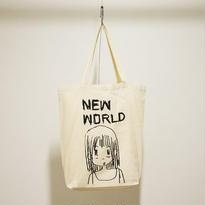 NEW WORLD GIRL ショッピングトート