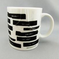NEW WORLD 総柄マグカップ