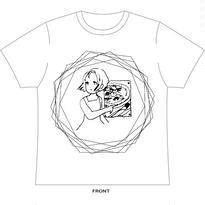 異次元 Tシャツ(ホワイト)