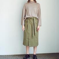 スムースラップスカート