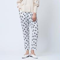 Swan Rayon パンツ / ホワイト