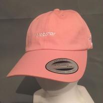 mobstar cap  vintage style     pink