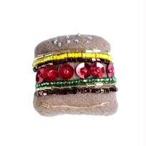 Hamburger Brooch