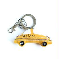 Taxi Bag Charm