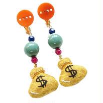 Money Earrings