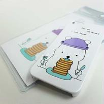 しろくまパンケーキiPhoneケース