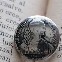 *コンチョ:Republique francaise coin