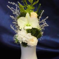 お供え花~祈~ホワイト