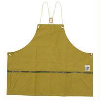 【HACHIGAHANA】bib apron(ビブエプロン)