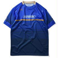 LAFAYETTE FADE SOCCER JERSEY BLUE <M><L>