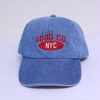 GOOD COMPANY DENIM CAP