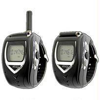 腕時計型 特定小電力トランシーバー 2台組[FT-20W]