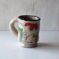 キムホノ マグカップ(no.2)