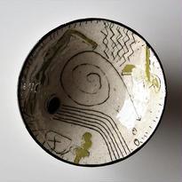 キムホノ  平鉢