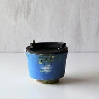 中田篤 ふた付きカップ(no.2)