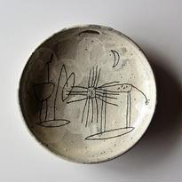 清水しおり パン皿(no.1)