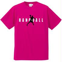 シンプルロゴ ショッキングピンク Tシャツ