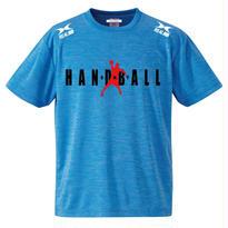 ヘザーブルー Tシャツ