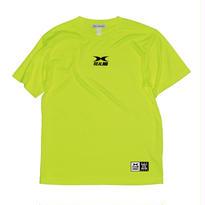 ビッグロゴ Tシャツ ショッキングイエロー