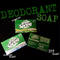 Irish Spring®-DEODORANT SOAP-