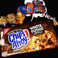 NABISCO® Chips Ahoy! -WHITE FUDGE Chunky-