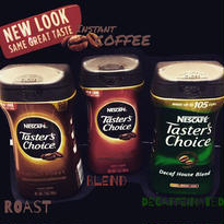 NESCAFE Taster's Choice-INSTANT COFFEE-