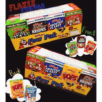 Flakes FUN PAC 8 cereals-5 flavors-
