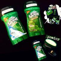 Irish Spring DEODORANT-powder-