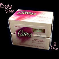 Caress daily SILK-Body Soap-