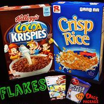 ㊟‼︎オーダ発注商品‼︎㊟Flakes-COCOA KRISPIES,Crisp Rice-