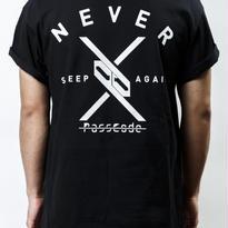【オンライン限定】T-shirt (BLACK)『Again』