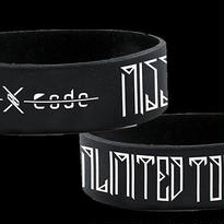 【オンライン限定】MISS UNLIMITED RUBBER BRACELET