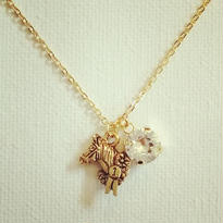 thoroughbred♡necklace