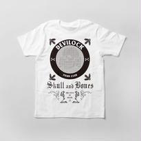 NO2/スカルアンドボーン Tシャツ