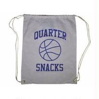 QUARTERSNACKS / BALL IS LIFE STRING BAG