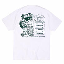 BUTTER GOODS x LABOR / CITYWIDE SERVICETEE