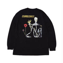 HELLRAZOR CUNT LONG SLEEVE SHIRTS BLACK