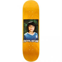 FUCKING AWESOME SEAN PABLO DECK 8.5 YELLOW