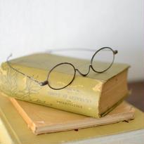 フランスのアンティーク眼鏡