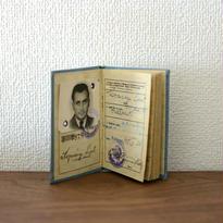 ハンガリーのパスポート(1951年)