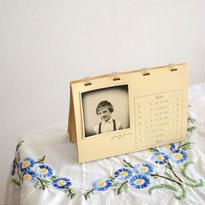 少女の写真カレンダー(1960年)
