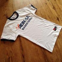 Team-REIMGLA Champion  T-Shirts WHITE