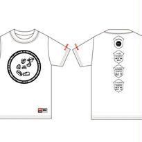 GO TOKYO T-Shirts(White/Black)