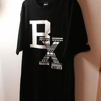 BLAX Tribal T-Shirts black